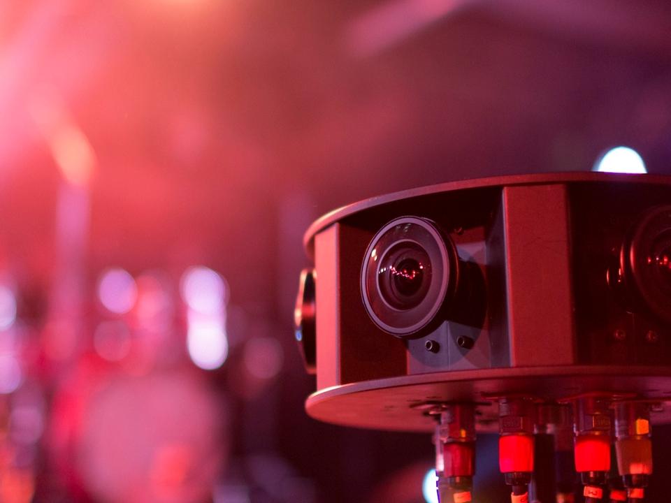 Omnidirectional video capture
