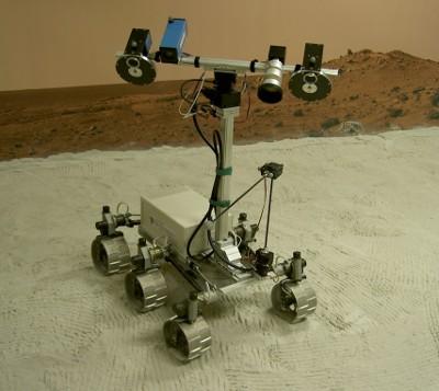 AU Rover