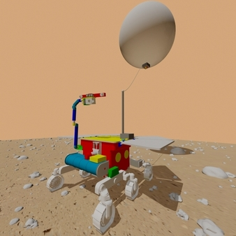 Tethered Balloon Aerobot