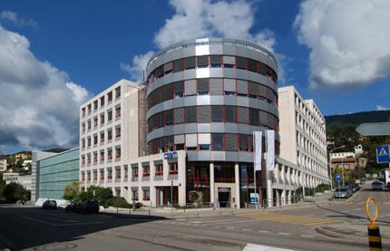CSEM Headquarter, Neuchâtel, Switzerland.